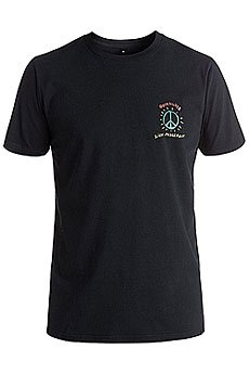�������� Quiksilver Livepeacefully Black