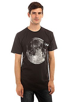 Футболка GNU Forest Moon Tee Black