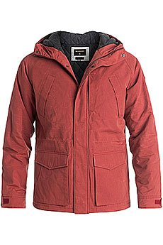 Куртка зимняя Quiksilver Sealakes Jckt Barn Red