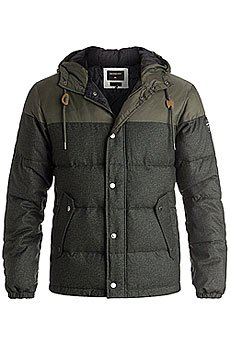 Куртка зимняя Quiksilver Woolmore Forest Night
