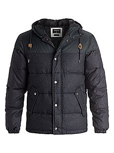 Куртка зимняя Quiksilver Woolmore Dark Grey Heather