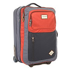 ����� �������� Quiksilver Horizon Lugg Barn Red
