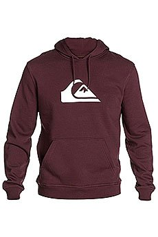 Толстовка кенгуру Quiksilver Big Logo Hood Port Royale