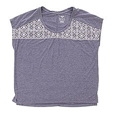Майка женская Roxy Fashiondolgeo Blue Print Heather