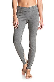 Леггинсы женские Roxy Mathura Pant Charcoal Heather