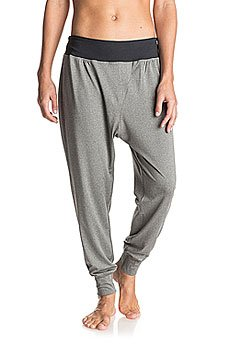 Штаны спортивные женские Roxy Warangai Pant Charcoal Heather