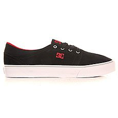 Кеды низкие DC Trase Sd Black/Red