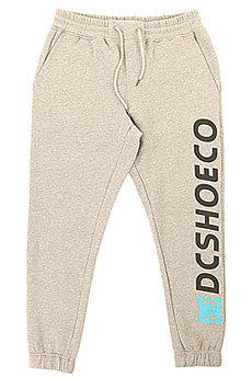 Штаны спортивные DC Asphalt Pant Heather Grey
