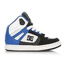 ���� ������� ������� DC Rebound Black/White/Blue