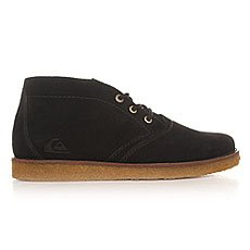 Ботинки высокие Quiksilver Harpoon M Boot Black/Brown