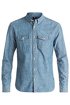 ������� DC Arrowood Indigo Chambray