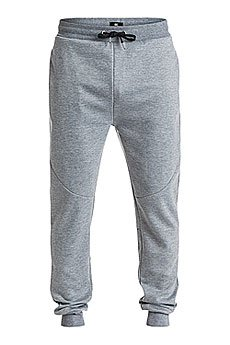 Штаны спортивные DC Whittlesea Heather Grey