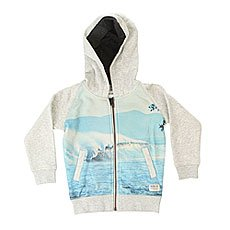 ��������� ������������ ������� Quiksilver Phtosprintzboy Light Grey Heather