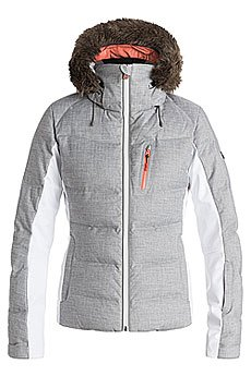 ������ ������� Roxy Snowstorm Mid Heather Grey