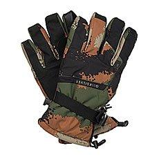 �������� ��������������� Quiksilver Mission Glove Waxdotcamo Army