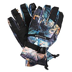 �������� ��������������� Quiksilver Mission Glove Oil And Space
