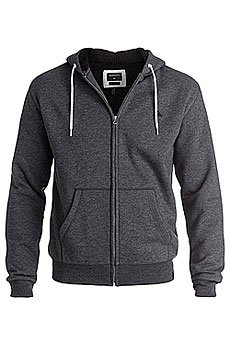Толстовка утепленная Quiksilver Epicoutbacksher Dark Grey Heather