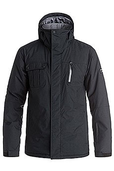 ������ Quiksilver Mission Solid Black