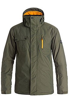 ������ Quiksilver Mission Solid Forest Night
