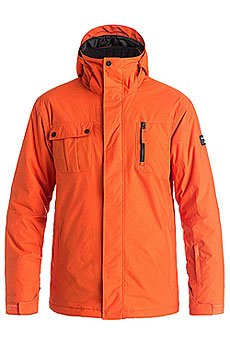 Куртка Quiksilver Mission Solid Nmj0 Flame