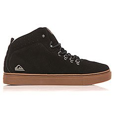 Ботинки высокие Quiksilver Jax M Shoe Black/Brown