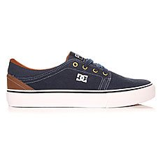 ���� ������ DC Trase S Navy/Dark Chocolate