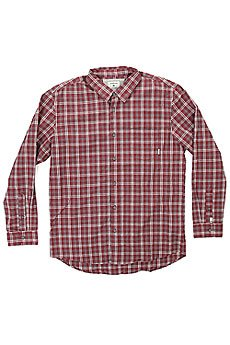 ������� � ������ Quiksilver Everydacheckls Check Wild Ginger