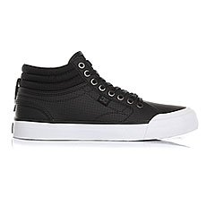 ���� ������� ������� DC Evan Hi Black/White