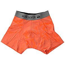 Трусы детские Quiksilver Boxer Poster Highdye Shocking