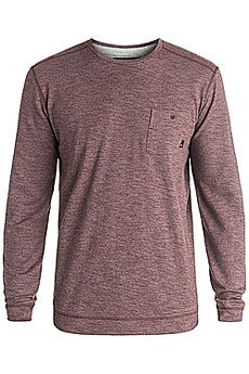 �������� Quiksilver Lindow Crew Port Heather
