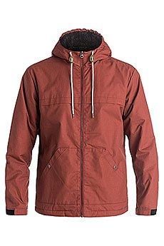 Куртка зимняя Quiksilver Wanna Barn Red