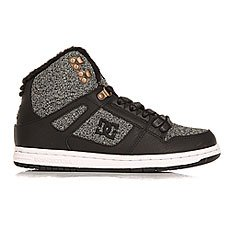 ���� ���������� ������� DC Rebound High Black Dark Used