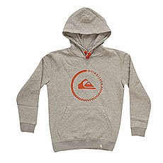 ��������� ������� ������� Quiksilver Biglogohoodyout Light Grey Heather
