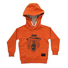 ��������� ������������ ������� Quiksilver Miamiam Hood Apricot Orange