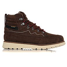 ������� ������� Quiksilver Atlas Brown/Black