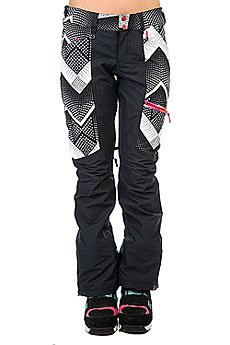 ����� ��������������� ������� Roxy Cabin Pop Snow Optic Dot_t