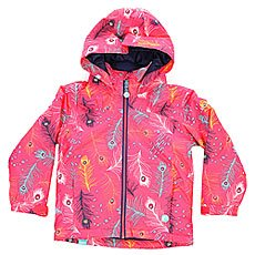 Куртка детская Roxy Mini Jetty Little Owl_bright Wh
