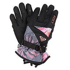 �������� ��������������� ������� Roxy Jetty Gloves Hawaiian Tropik Para