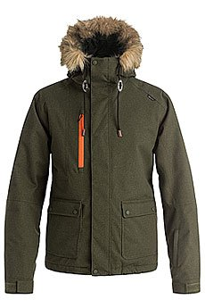 Куртка Quiksilver Selector Plus Forest Night