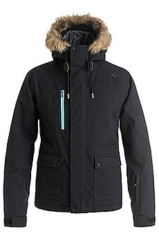 Куртка Quiksilver Selector Plus Black