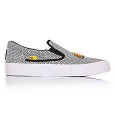 Слипоны DC Trase Slip-on X Black/White