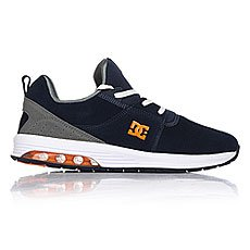 Кроссовки DC Heathrow Ia Se Navy/Grey