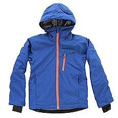 Куртка детская Quiksilver Mission Plus Sodalite Blue