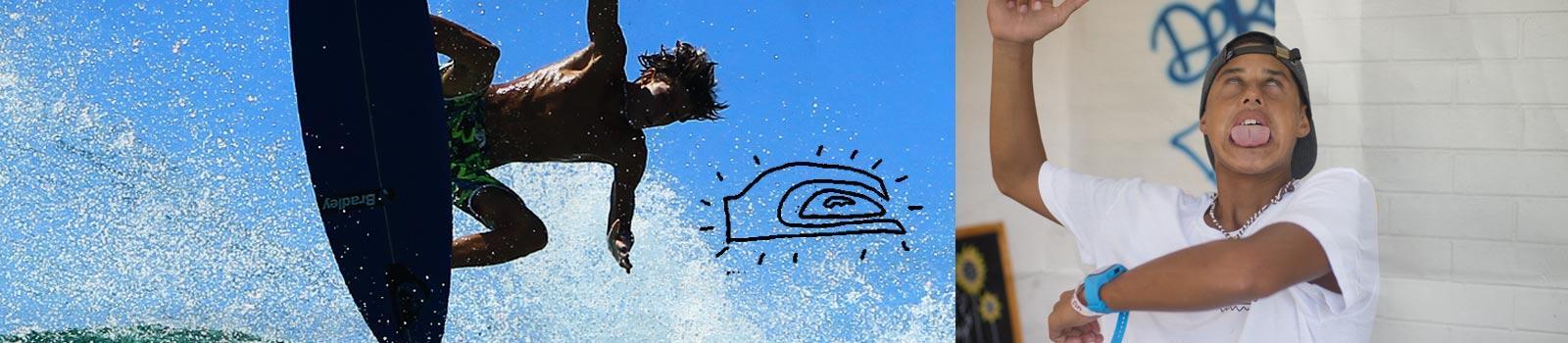 Купить детскую одежду для серфинга, купить детские серферские аксессуары