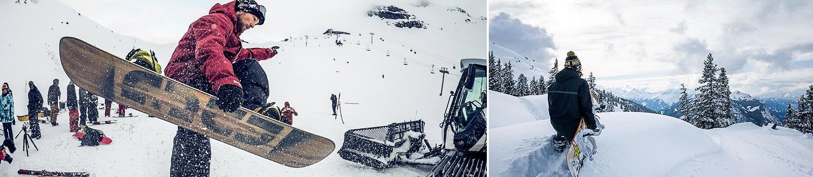 Мужская одежда и аксессуары для сноубординга