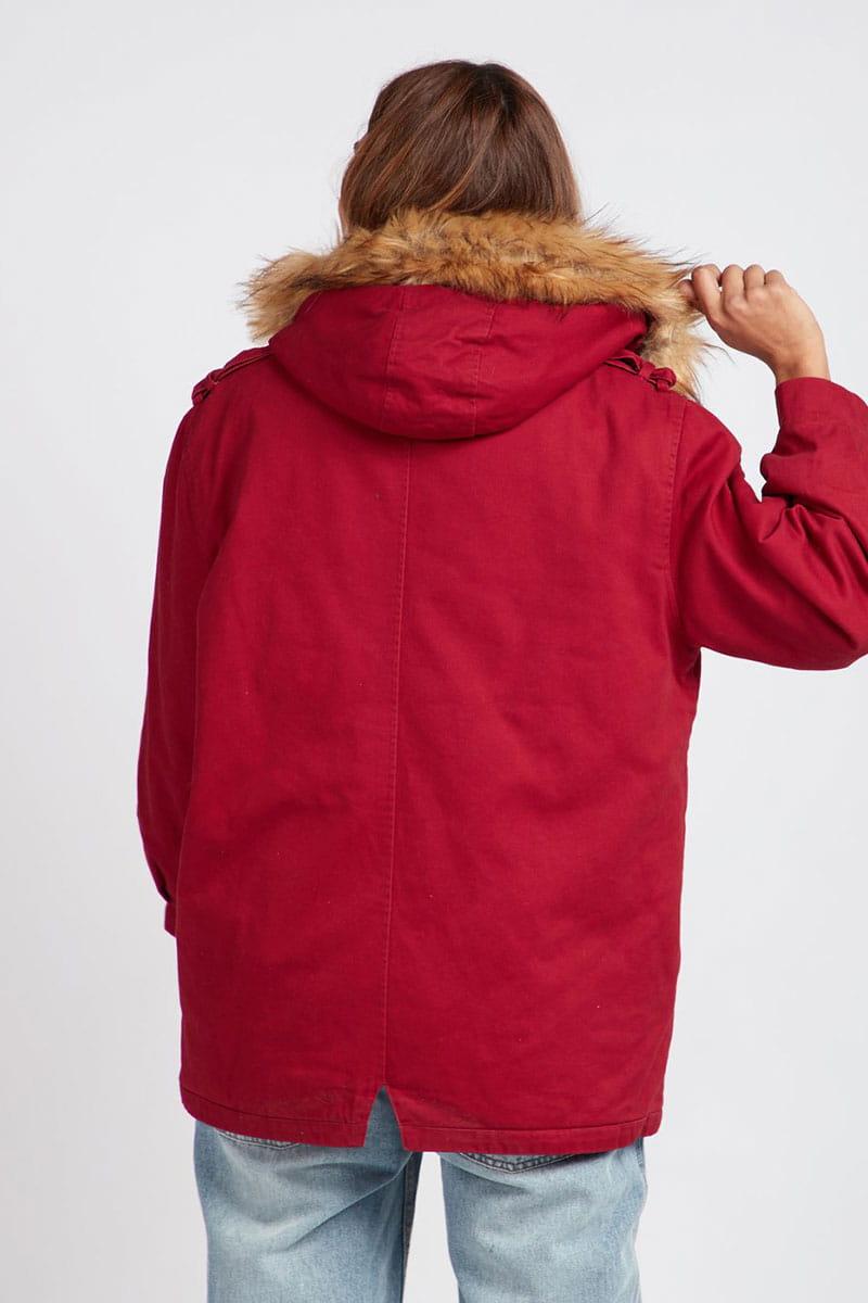 Куртка зимняя женская Billabong Westwood Cardinal