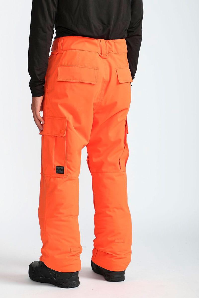 Штаны сноубордические Billabong Transport Puffin Orange