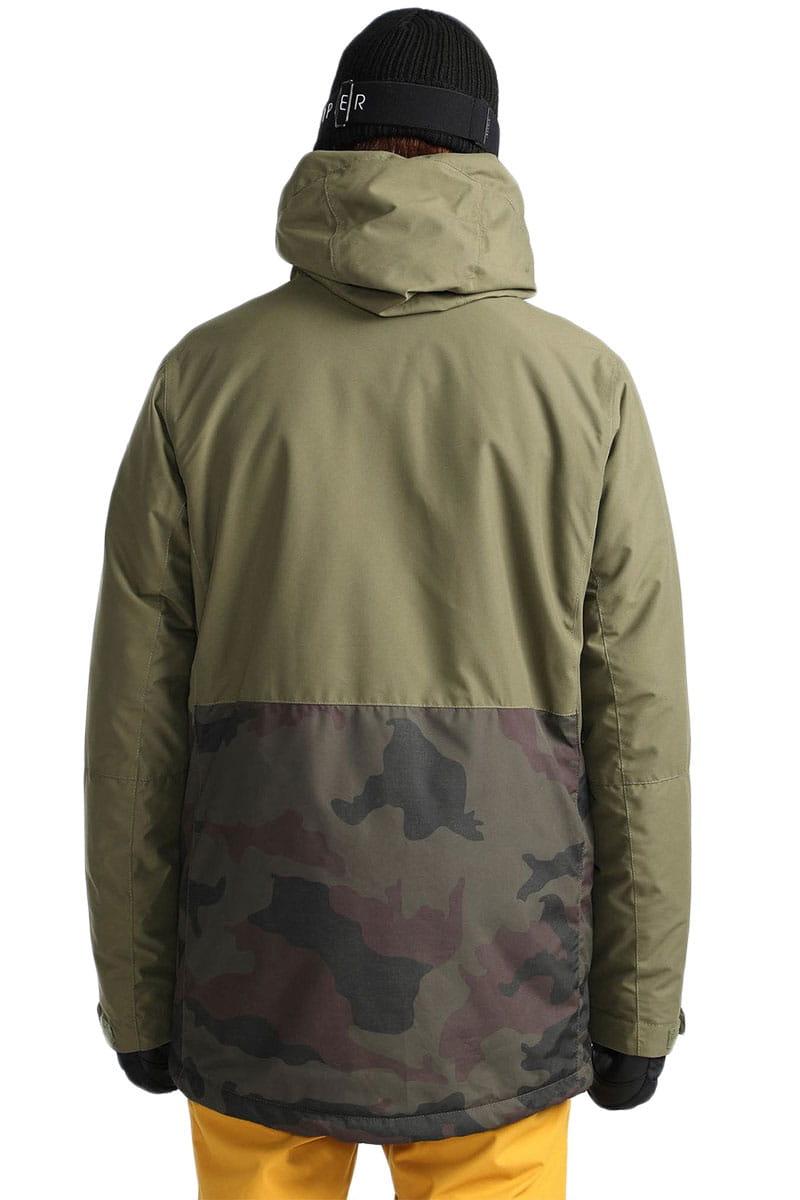 Куртка Billabong Adversary Camo
