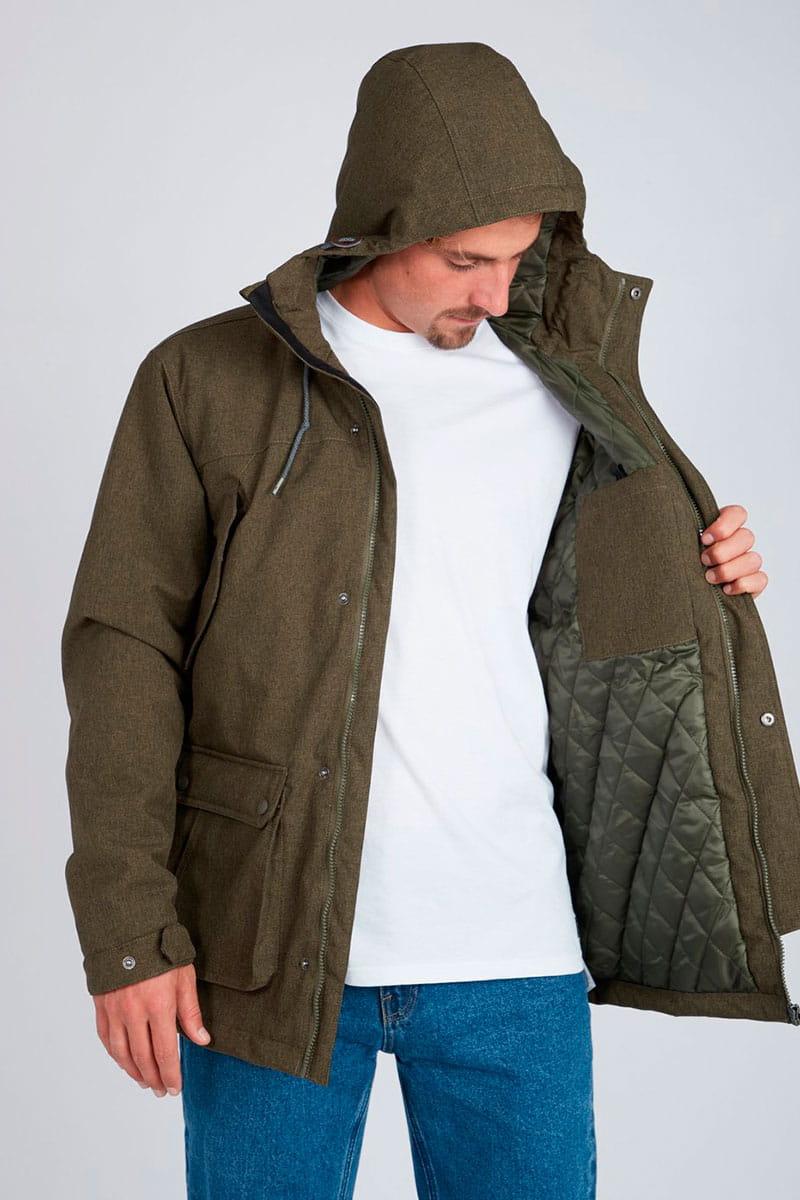 Куртка  Alves 10k Jacket Military Heather