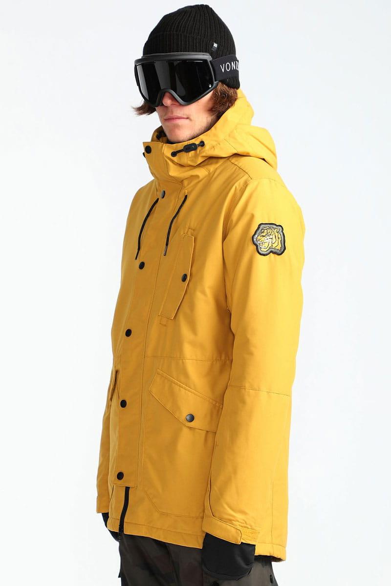 Куртка сноубордическая Billabong Adversary Harvest Gold